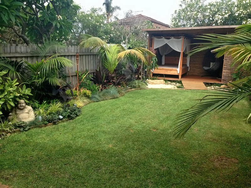 balinese tropical landscapers northern beaches