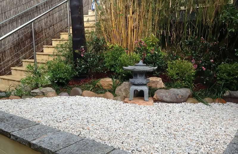 Japanese Garden Northern Beaches Sydney Landscapers Sydney