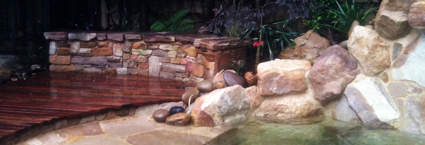 Water Feature Northern Beaches Landscaping