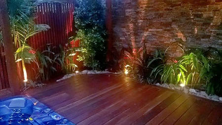 Garden lights northern beaches