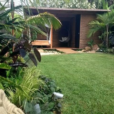 Tropical Garden Design Freshwater Northern Beaches
