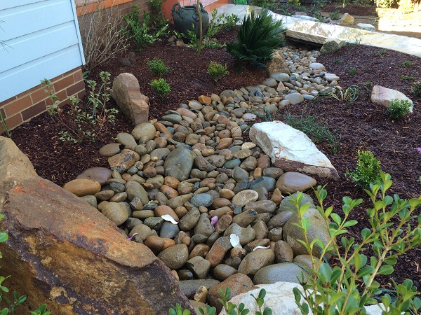 Landscaping Work Photos of Landscaped Gardens Sydney
