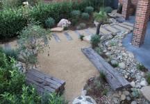 modern australian native garden
