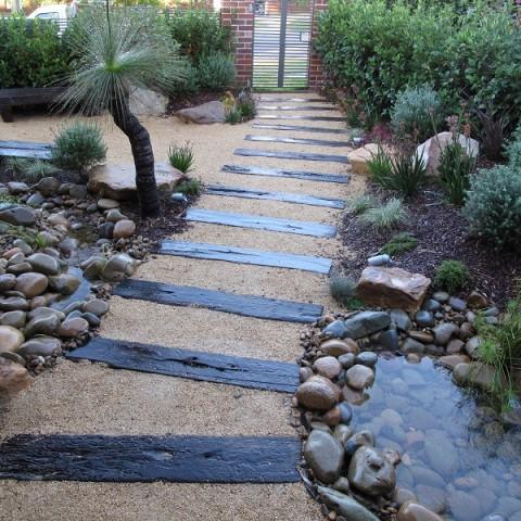 Modern Australia Garden Seaforth Balgowlah