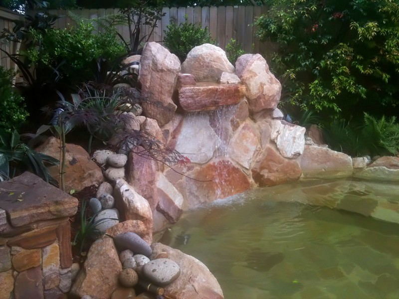 water feature sydney
